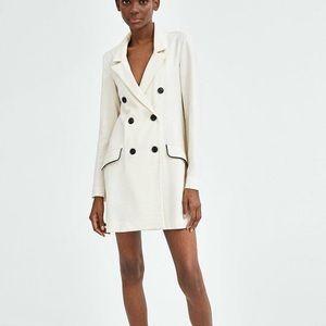 Zara Trf blazer dress